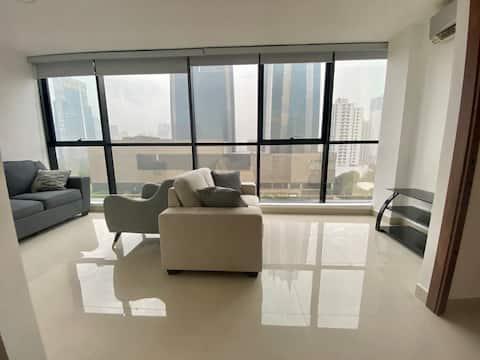 Centrico apartamento en ciudad de Panamá