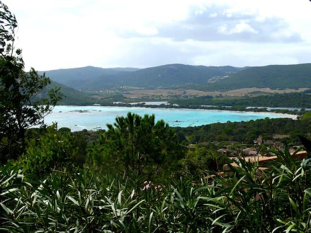 Stunning sea view in South Corsica - Porto-Vecchio - Casa