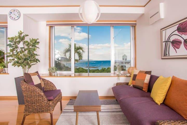 海まで徒歩60秒☆無料で使えるマリングッズ多数-AZAMA BEACH HOUSE-☆
