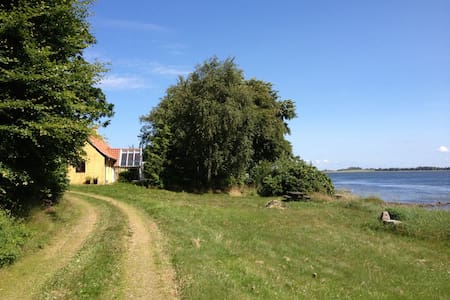 Limfjorden Vesterhavet Nationalpark - Hurup - Talo