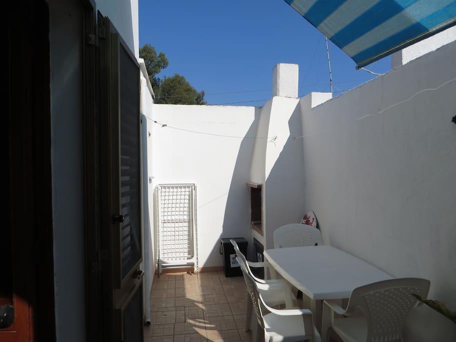 veranda privata/privat porch
