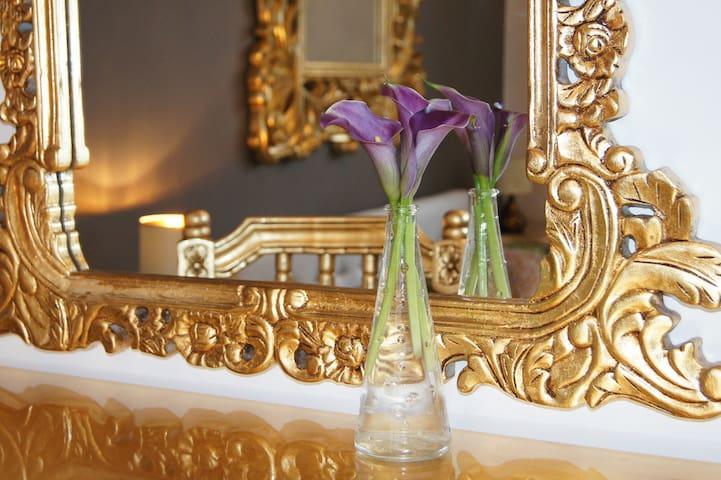 Amazing stylish mirors Przemyska Jewish Quarter LuxuryCracow