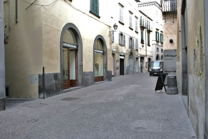In the Centre of the Town - Orvieto - Flat