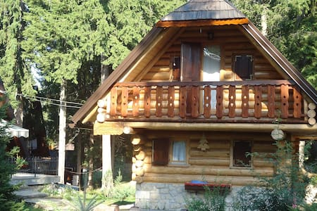 Enjoy wild, wonderful Vlasic!  - Vlašić - กระท่อมบนภูเขา
