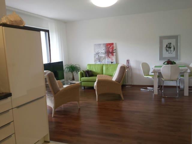 Ein modernes 2-Zimmer Appartement