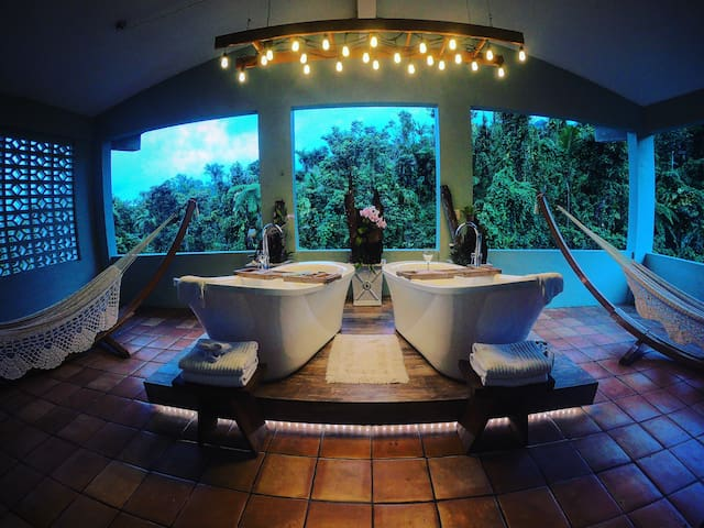 El Yunque Rainforest, Jungle Suite @Rainforest Inn