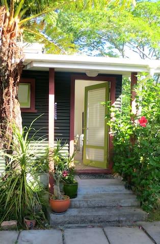 Sunny Garden Innercity Studio - Auckland