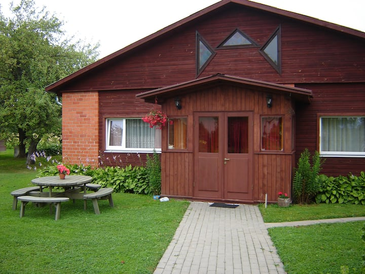 Rudzīši holiday house