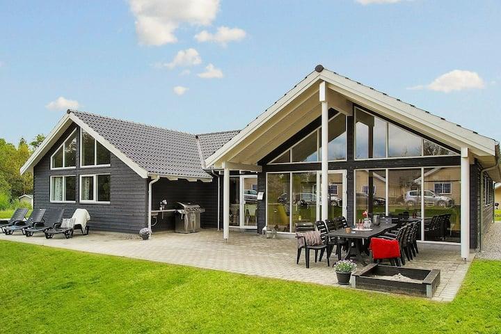 Quaint Holiday Home in Fur Jutland Near Fjord