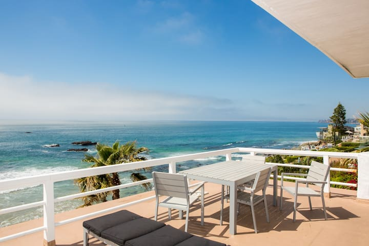 Laguna Oceanfront Studio! A+ Views! - Laguna Beach - Byt