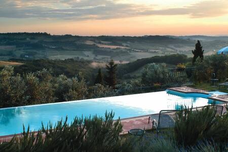 Private room in Villa with pool - Talente