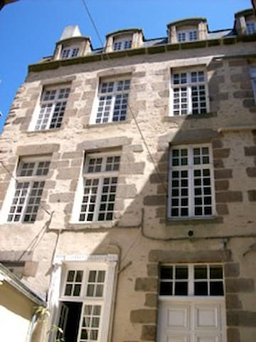 Studio Old Town Saint Malo (17th c)