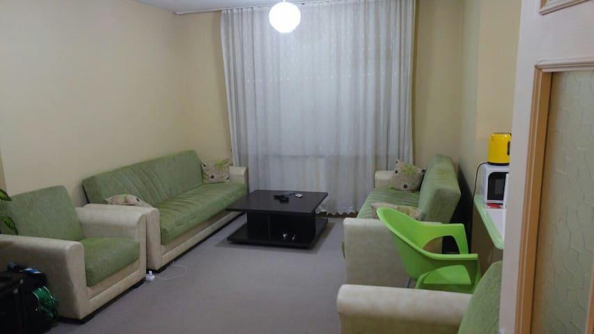 NEAR FROM ATATURK AIRPORT - Küçükçekmece - Appartement