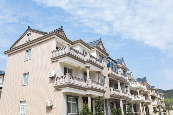 象山港畔的独栋别墅 - Ningbo - Villa