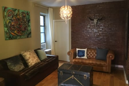 Comfy Brooklyn Room for 2 - Brooklyn