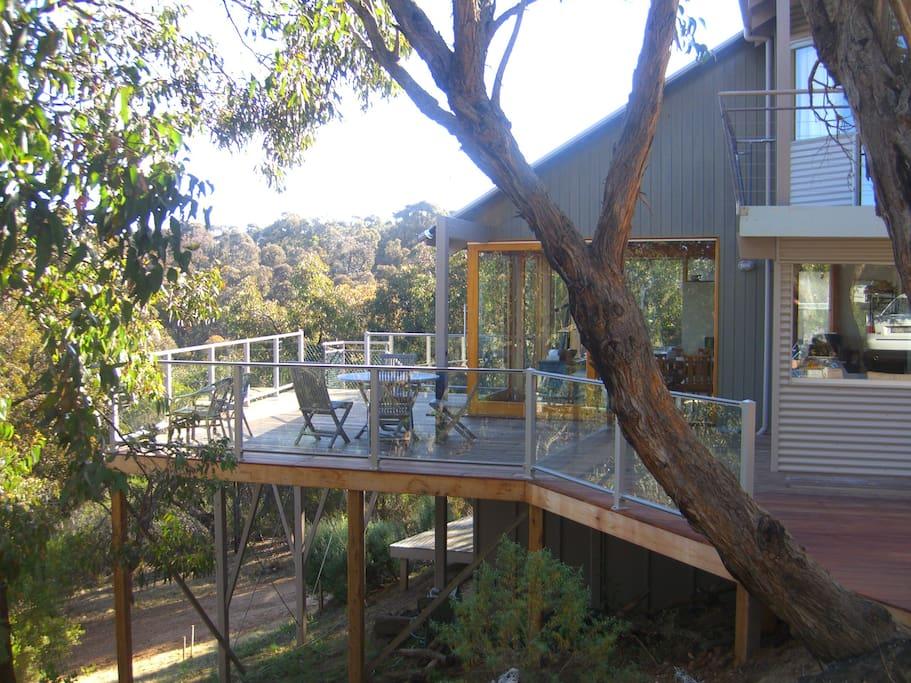 beach retreat h user zur miete in fairhaven victoria australien. Black Bedroom Furniture Sets. Home Design Ideas