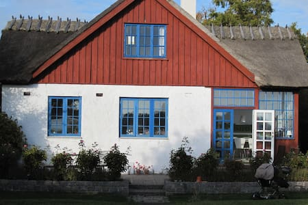 Unique Beach House 15 min from City - Brondby Strand - Rumah