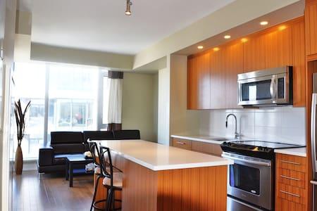 Luxury New Loft; 5 mins to Downtown - Ottawa