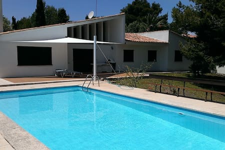 Can Joan, luxury villa for 11 p. - Cales de Mallorca