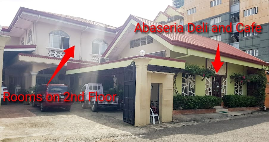 Abaseria deli and cafe bnb (Room D)