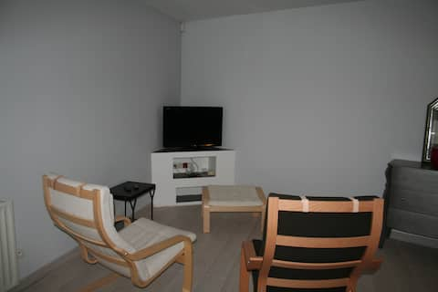 Independant studio of 40m2