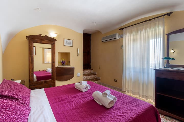 Villarena Relais Sea View Double Room