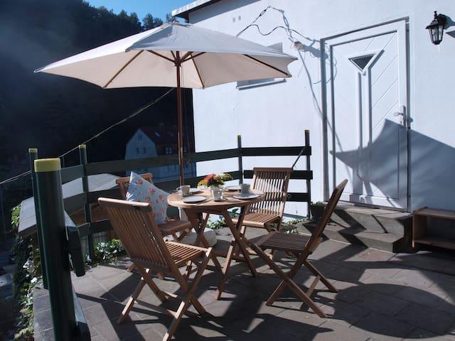 Two story vacation home - Dresden - Konukevi