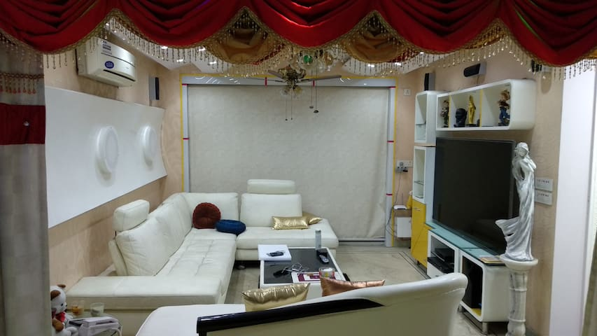 2 bhk Fully Furnished Property For Luxurious Stay
