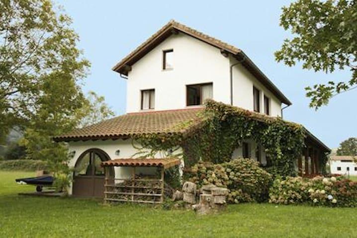 Increíble casa en el valle Liendo  - Liendo - Casa