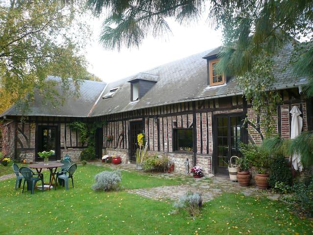 Nature, calme et volupté - Saint-Sulpice-de-Grimbouville - Andere