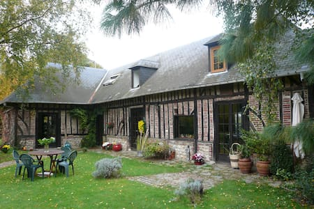 Nature, calme et volupté - Saint-Sulpice-de-Grimbouville