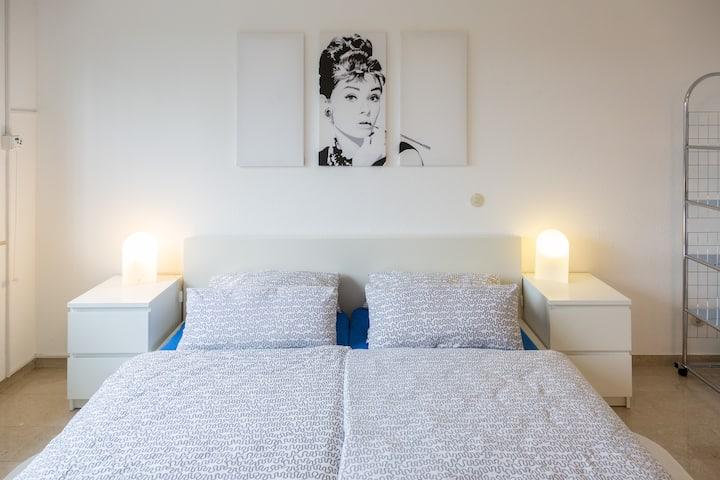 TOP Master Suite 60qm - 2 Rooms