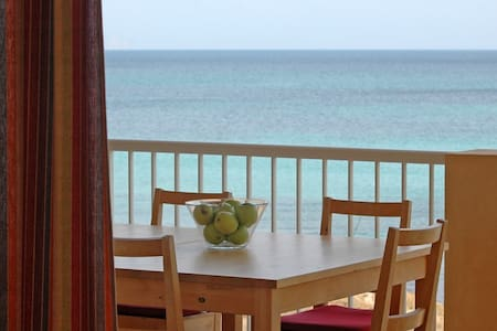 Apartment with amazing sea views - Wohnung