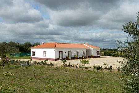 Arraiolo´s Cottage I up to 10 - Arraiolos