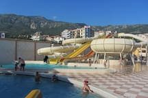 Near by Becici water park, 800 meters