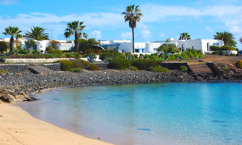 Seaside Villa • La Graciosa - Casas de Pedro Barba - Casa de camp