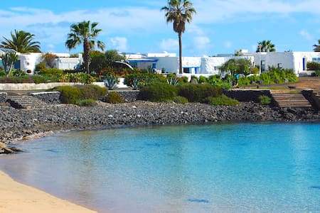 Seaside Villa • La Graciosa - Casas de Pedro Barba - Вилла