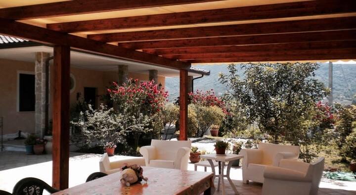 La casa in campagna - Castellabate