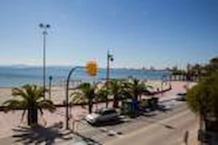 4 bed appartment first beach line Dos Mares - Valencia de Alcántara - Lejlighed