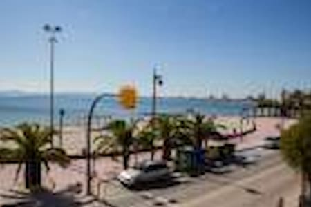 4 bed appartment first beach line Dos Mares - Valencia de Alcántara - Apartamento
