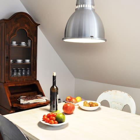 amrumfleckchen-mein fleckchen amrum - Wittdün - Apartment