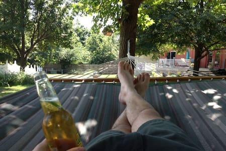 Vibrant Oasis in Suburbia - Ház