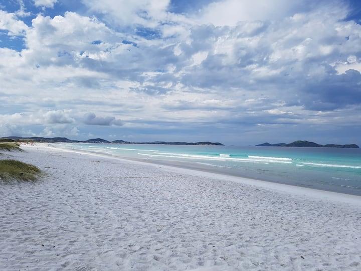 Praia do Foguete - Cabo Frio 2 - Lagoinha
