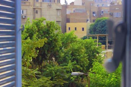 New furnished apartement in Degla Maadi - Maadi as Sarayat Al Gharbeyah