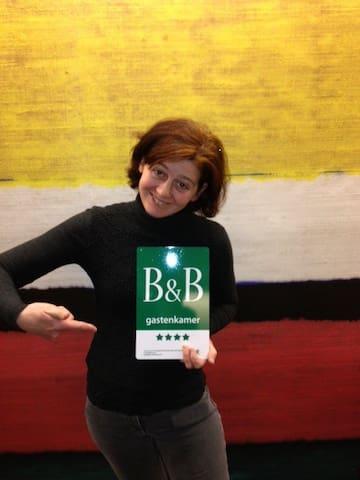 B&B stadscentrum Nieuwpoort - Nieuwpoort - Bed & Breakfast