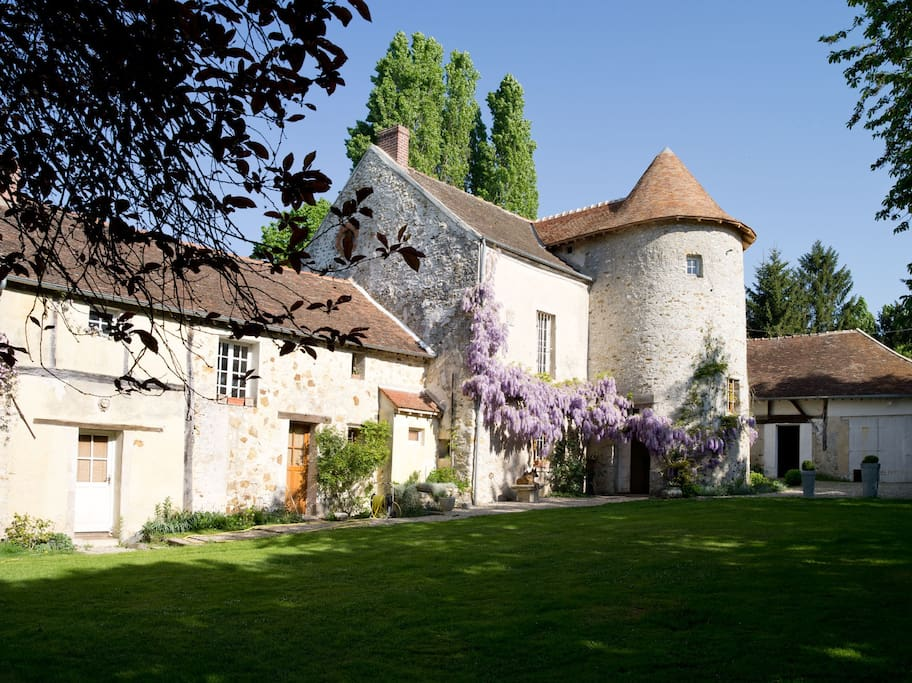 Montgareux Bed Breakfast Chambres D 39 H Tes Louer