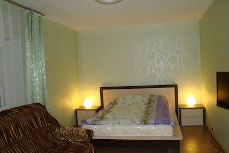 Уютная,чистая квартира в новом доме - Pechory