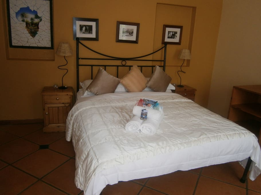 One of our double ensuites