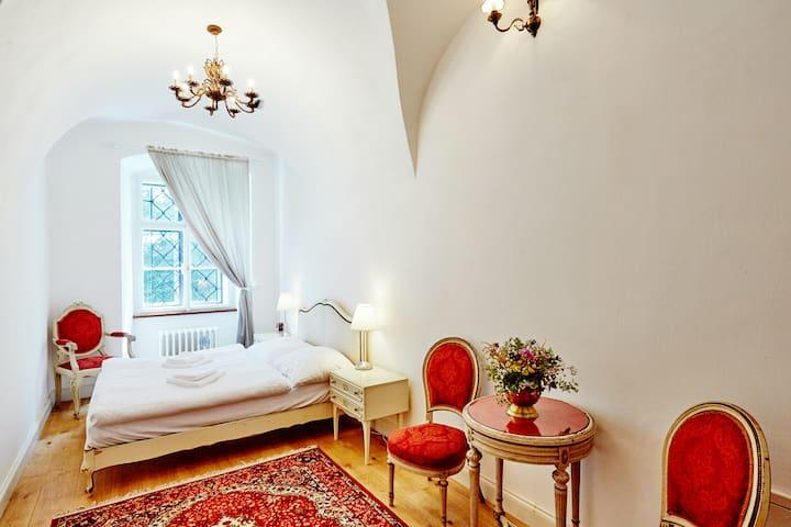 Chateau Hostačov - Classic petite room