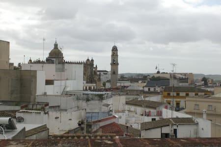Casa en pleno centro de Jerez - Jerez de la Frontera